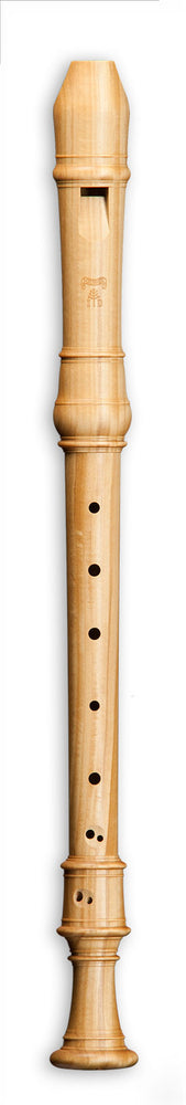 Mollenhauer Denner Edition Alto Recorder in Satinwood