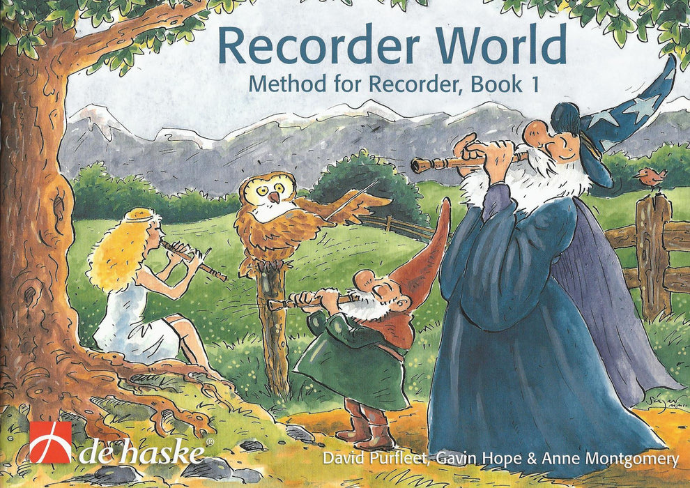 Various: Recorder World - Method for Recorder Book 1