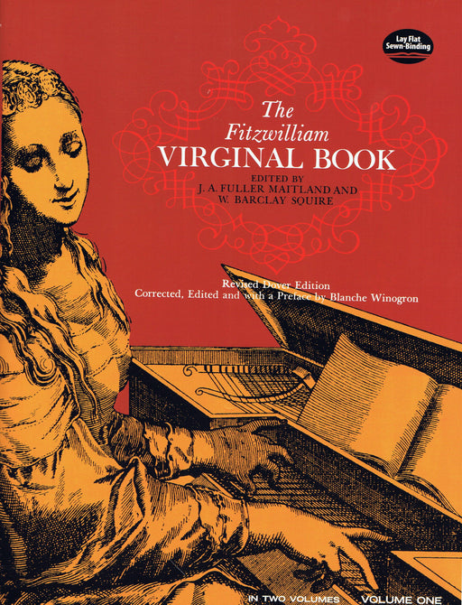 Various: The Fitzwilliam Virginal Book, Vol. 1