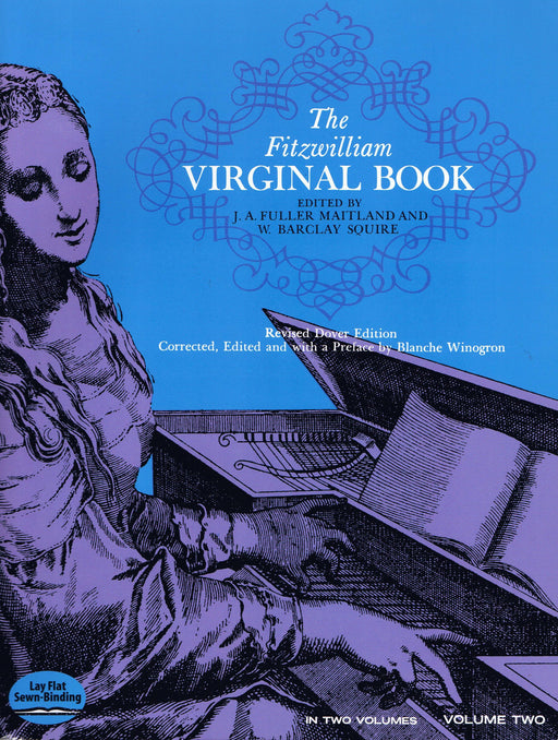Various: The Fitzwilliam Virginal Book, Vol. 2