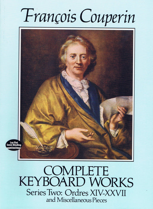 F. Couperin: Complete Keyboard Works, Series Two - Ordres XIV- XXVII
