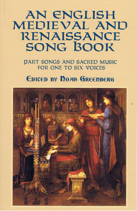 Various: An English Medieval and Renaissance Song Book