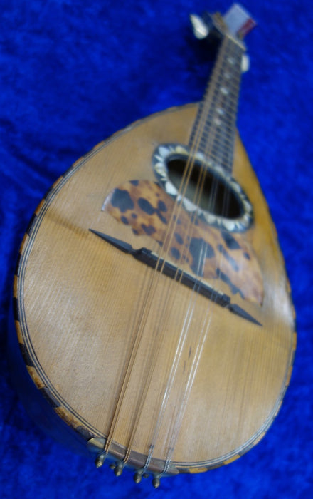 3892S  Pedrazzoli Italian Mandolin - in good and fully playable condition