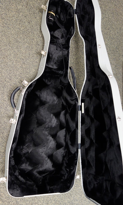 6 & 7 String Bass Viol Case by Kingham - reduced due to slightly marked case