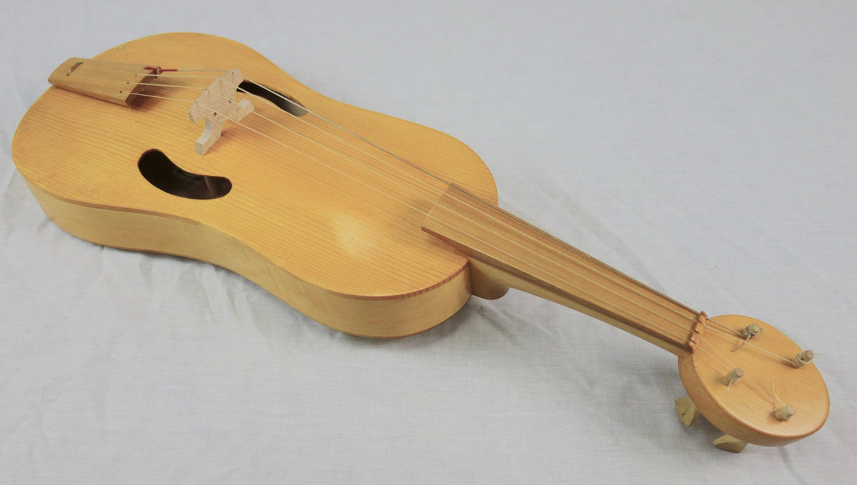 Salerno 4 String Medieval Fiddle