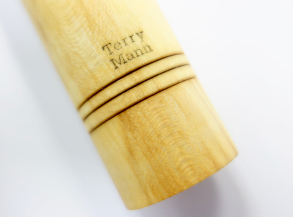 Medieval Alto Recorder in Maple by Mann