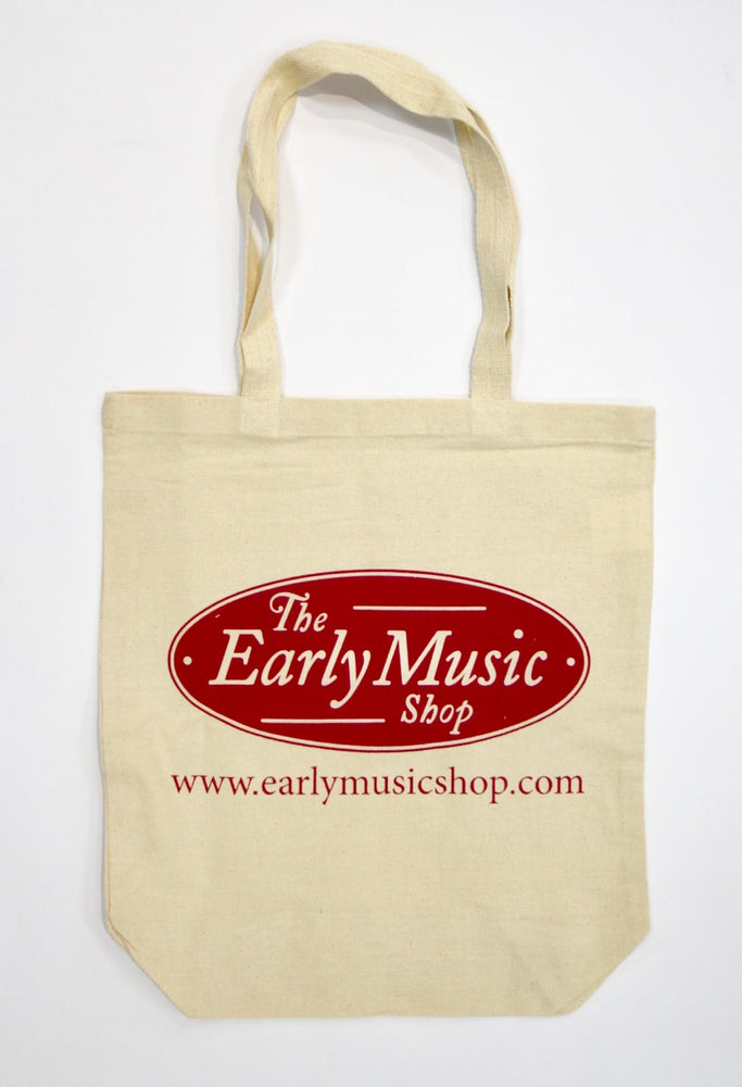 Early Music Shop Tote Bag