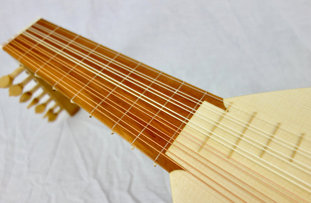 Haddock 7-Course Renaissance Lute after Hieber