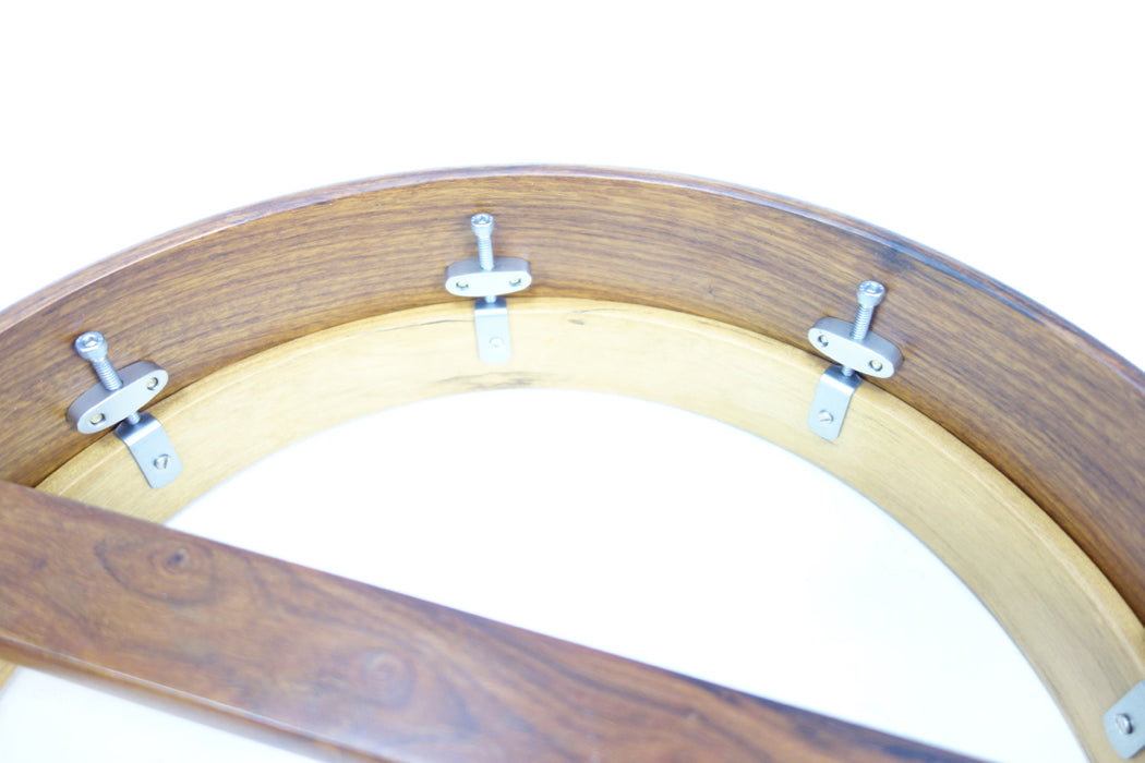 "EMS 14"" x 3.5"" Tuneable Bodhran in Rosewood"