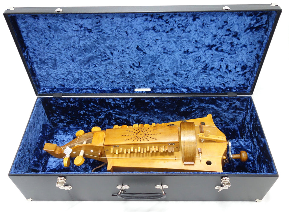Vrabel Renaissance Hurdy Gurdy Hard Case by Kingham