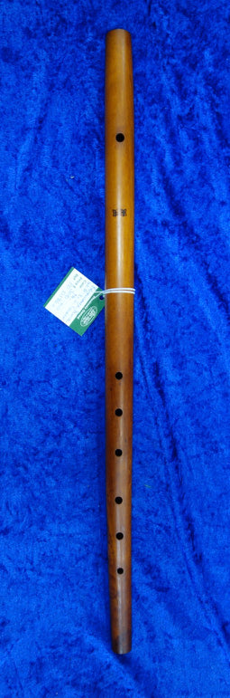 PO0186S Renaissance Flute in G by John Cousen in good condition - no case