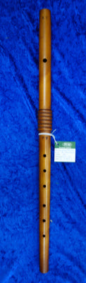 PO0185S Renaissance Flute in G by John Cousen in good condition - no case