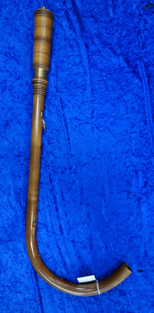 PO0176S Tenor Crumhorn from the Korber Workshop in good condition - no case.