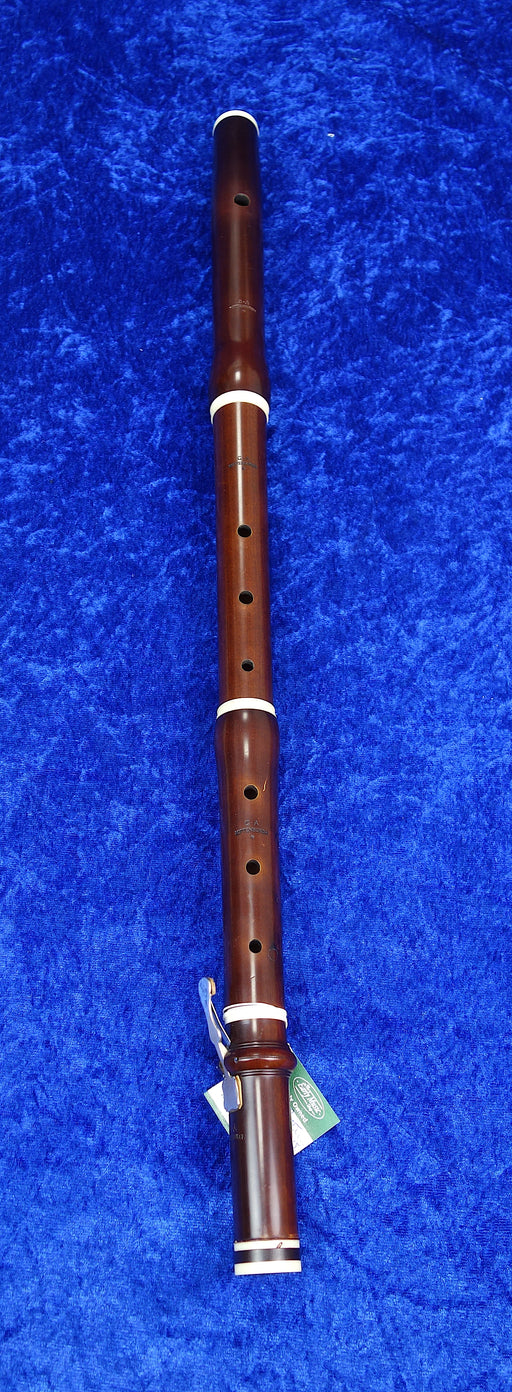 von Huene Flute after Rottenburgh in Boxwood a=415 (Previously Owned)