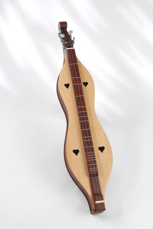 EMS 5 String Mountain Dulcimer in Rosewood with Padded Case