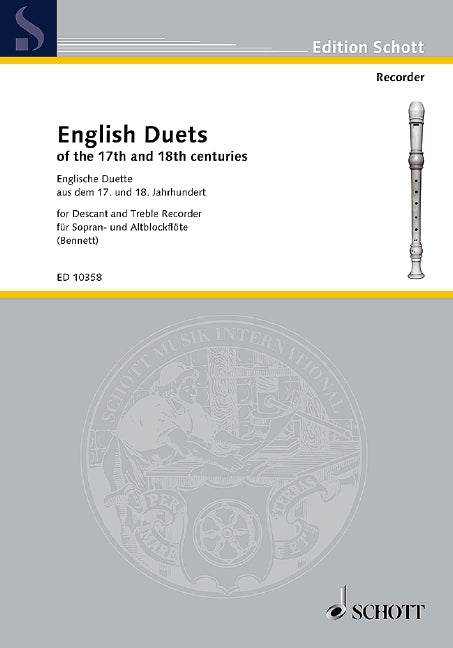 Various: English Duets from the 17th and 18th centuries