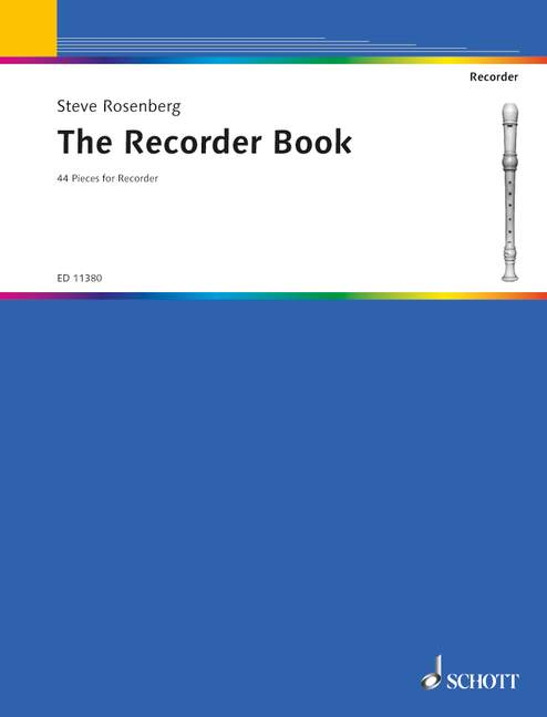 Rosenberg: The Recorder Book