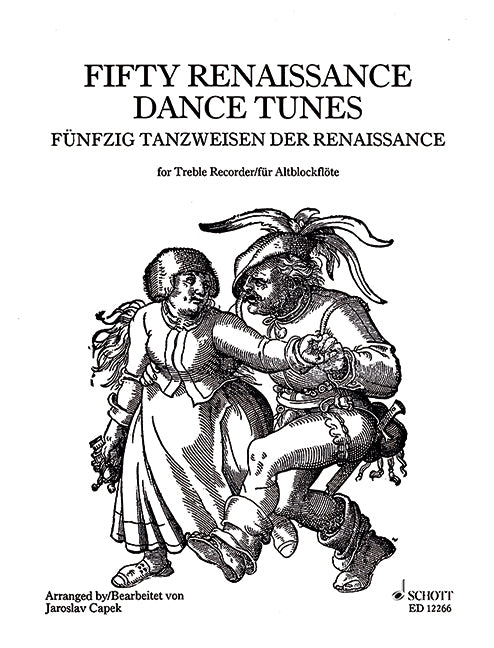 Various: 50 Renaissance Dance Tunes for Alto Recorder