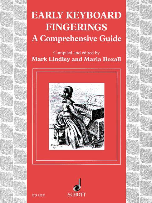Lindley/ Boxall: Early Keyboard Fingerings
