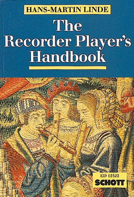 Linde: The Recorder Player's Handbook