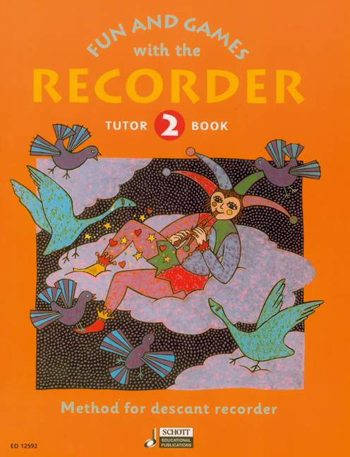 Fun and Games with the Recorder - Tutor Book 2