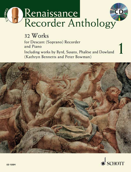 Various: Renaissance Recorder Anthology, Vol. 1