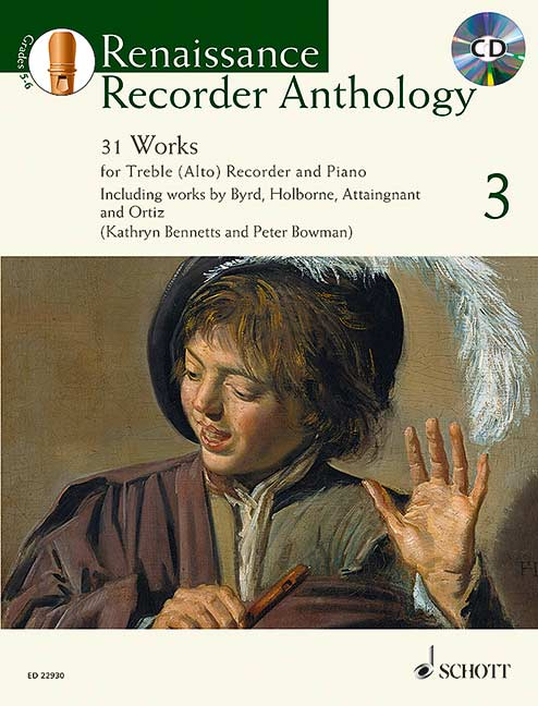 Various: Renaissance Recorder Anthology, Vol. 3