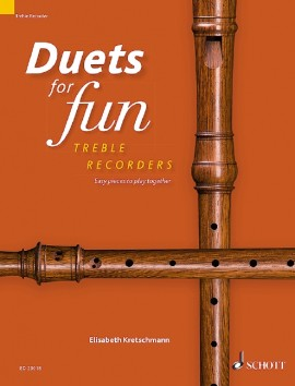 Various: Duets for Fun for Treble Recorders