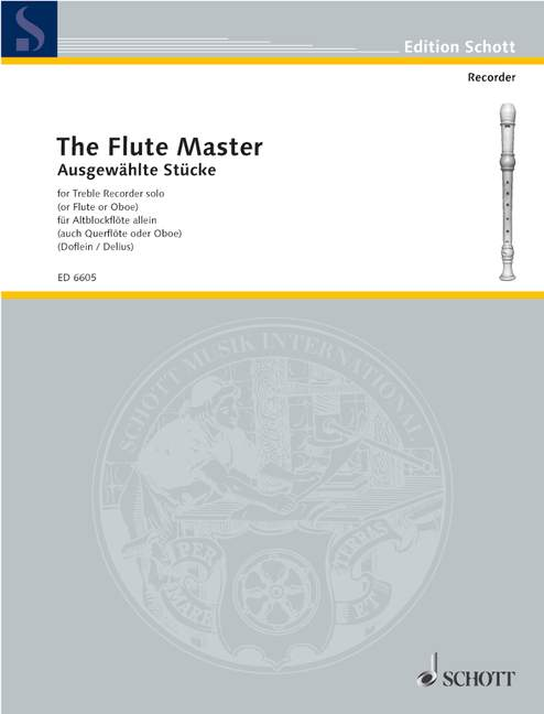 Various: The Flute Master