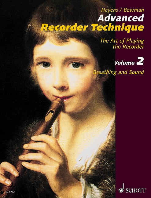 Heyens: Advanced Recorder Technique, Vol. 2