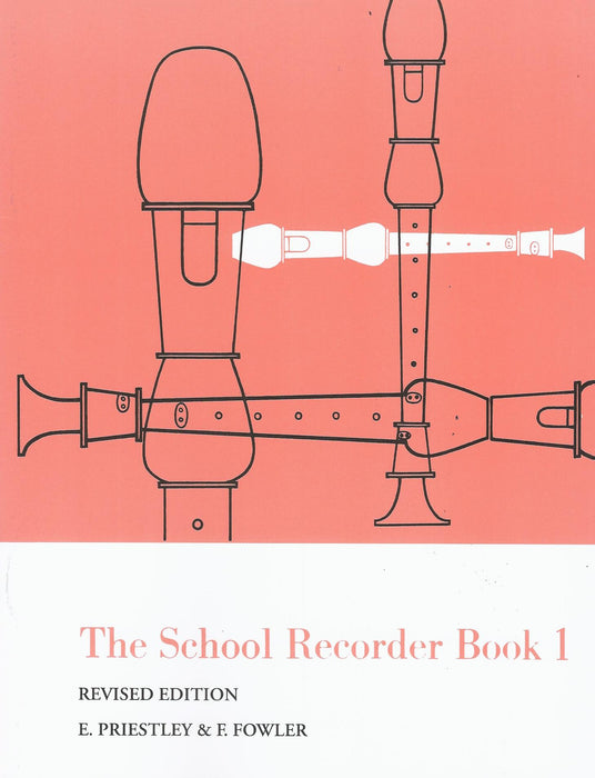 Priestley/ Fowler: The School Recorder Book 1
