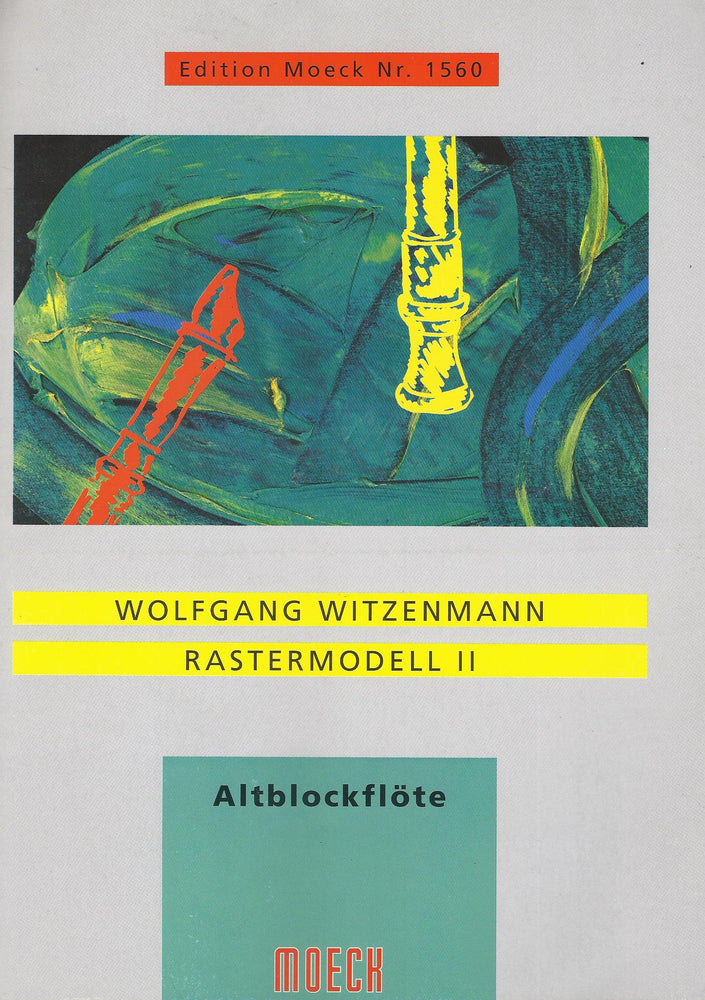 Witzenmann: Rastermodell II for Treble Recorder