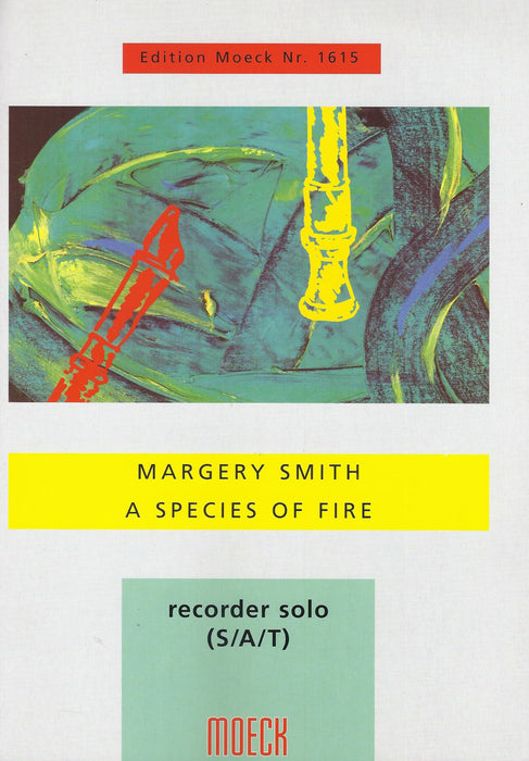 Smith: A Species of Fire