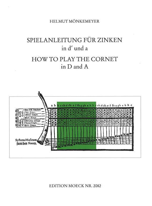 Mönkemeyer: How to Play the Cornet in D and A