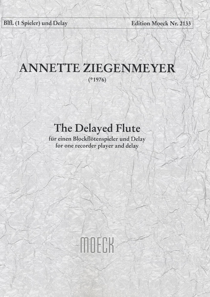 Ziegenmeyer: The Delayed Flute