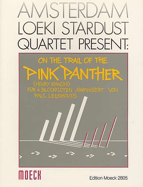 Leenhouts (ed.): On the Trail of the Pink Panther