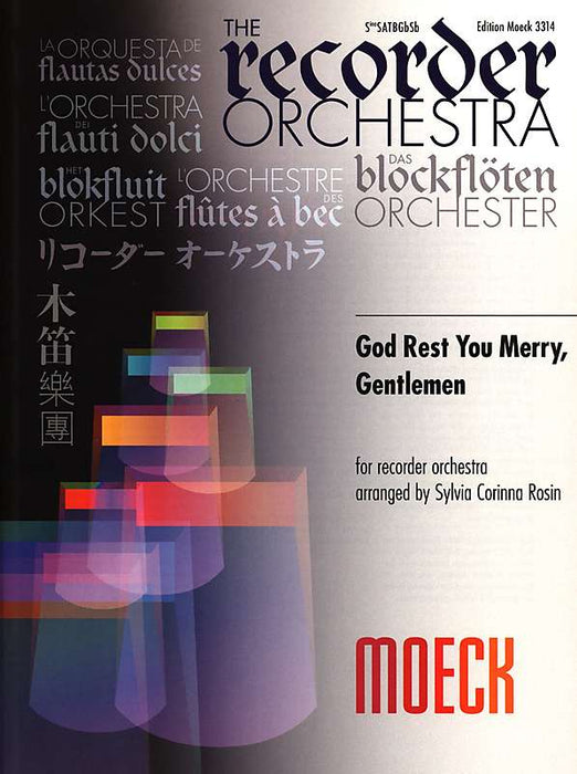 Rosin (arr.): God Rest You Merry, Gentlemen