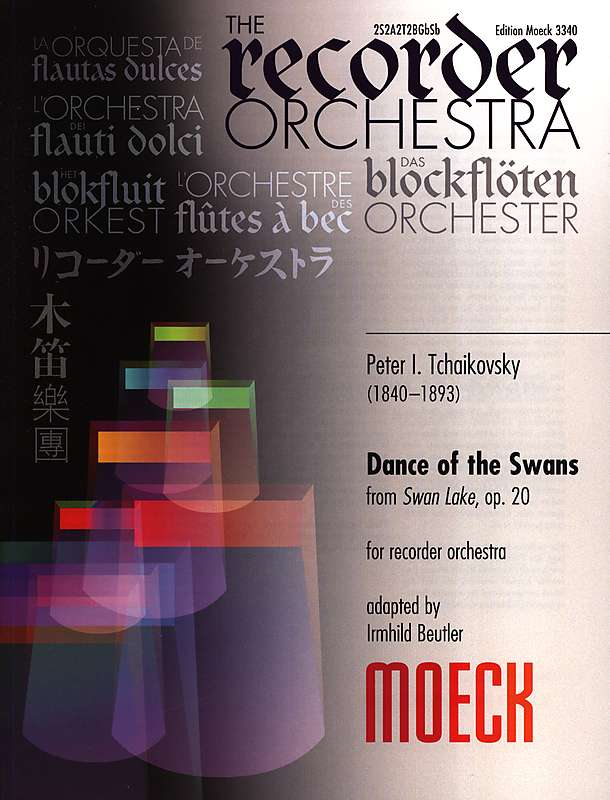 Tchaikovsky: Dance of the Swans