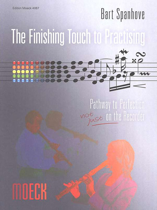 Spanhove: The Finishing Touch to Practising