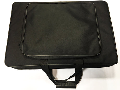 EMS HD10R 10 Slot Recorder Case With Sheet Music Compartment