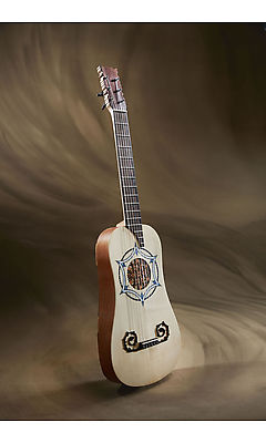 6-String Baroque Guitar after Sellas by Early Music Shop