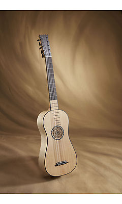 Baroque Guitar after Stradivarius by Early Music Shop