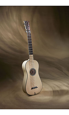6-String Baroque Guitar after Stradivarius by Early Music Shop