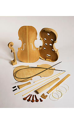 EMS Baroque Violin Kit - for home assembly