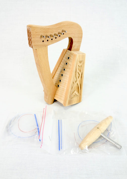 EMS 6 String Knee Harp Kit