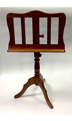 EMS Georgian Music Seated Stand in Rosewood