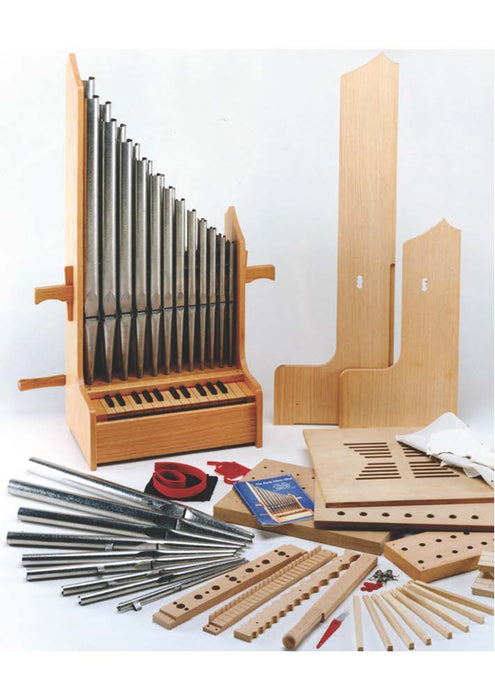 EMS 2ft Portative Organ Kit by Early Music Shop