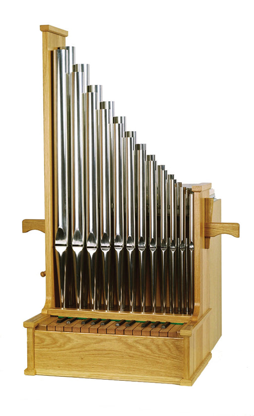 EMS 2ft Portative Organ by Early Music Shop