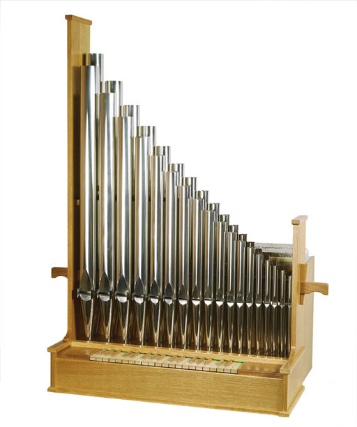 EMS 3ft Portative Organ by Early Music Shop
