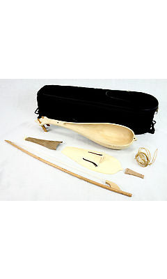 EMS Soprano Rebec Kit with case